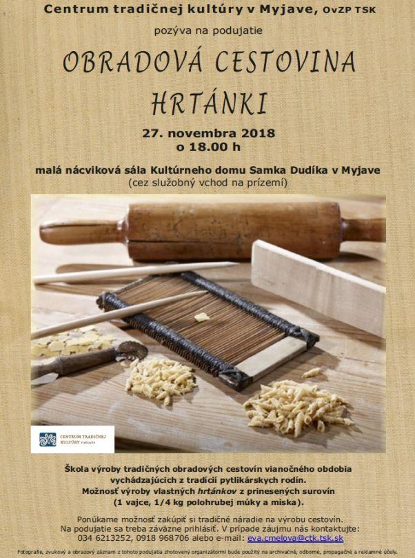 Kultúra a kultúrne podujatia - Pozvánka na podujatie Obradová ... 7099a4f8635